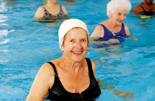 Adult & Specialty Swim Lessons - YMCA OF RAPID CITY